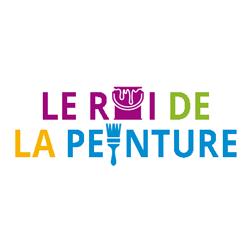 Logo le Roi de la peinture